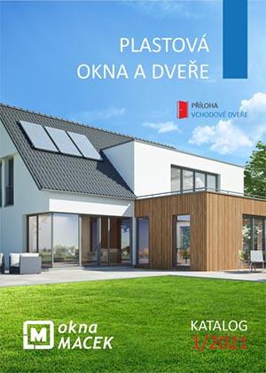 Katalog Okna Macek 2014, Brno